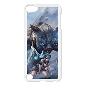 iPod Touch 5 Case White Sejuani league of legends EUA15993756 Durable Customized Case