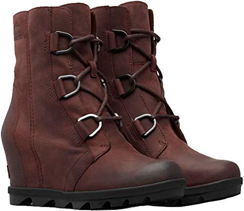 SOREL Women's Joan of Arctic Wedge II Boots, Cattail, 6.5 M US