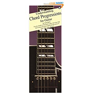 Understanding Chord Progressions for Guitar: Compact Music Guides Series Arnie Berle