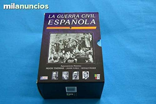 Pack Guerra civil española [DVD]: Amazon.es: Cine y Series TV