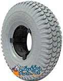 """10""""X3"""" (260-85) Primo Power Trax Foam Filled Tire for Scooters, Power Chairs and Electric Wheelchairs"""