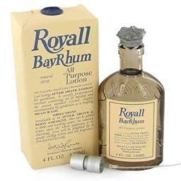 Royall Bay Rhum All Purpose Cologne Splash, 8 Ounce