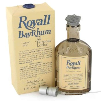 Royall Bay Rhum All Purpose Cologne Splash, 8 Ounce