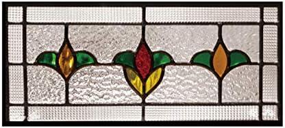 セブンホーム(Sevenhome) ステンドグラス ピュア・ステンドグラス SH-K04 本体: 奥行1.8cm 本体: 高さ18cm 本体: 幅38cm