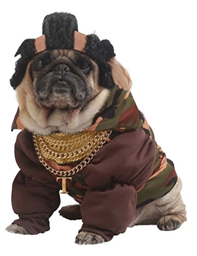 Pity The Fool Pet Pet Costume - Small - Pity The Fool Pet Costume