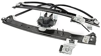 ACDelco 15206916 GM Original Equipment Rear Driver Side Manual Window Regulator