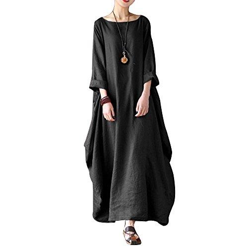 kaftan dress long - 2
