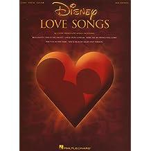 Disney Love Songs  Songbook