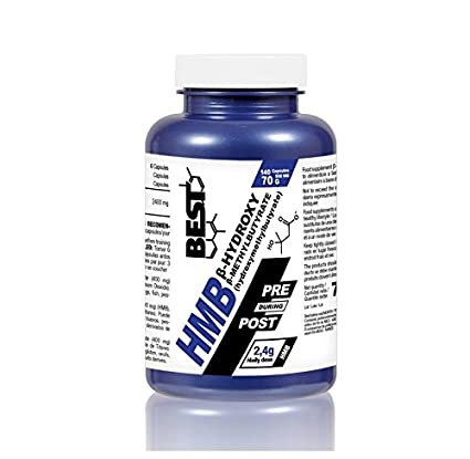 Best Protein HMB - 140 Cápsulas: Amazon.es: Salud y cuidado ...