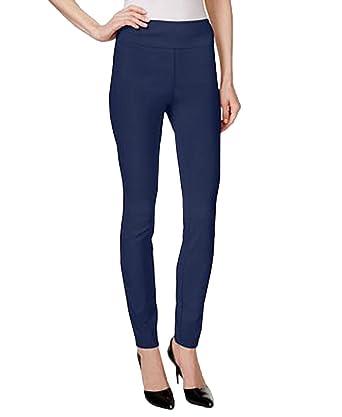 4a3faea6974 Style   Co. Petite Tummy Comfort Leggings (Industrial Blue