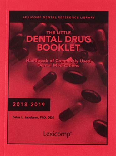 B.O.O.K Little Dental Drug Booklet 2018-2019<br />RAR