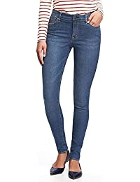 Hot Sale The Super Skinny Mid-Rise Jeans For Women