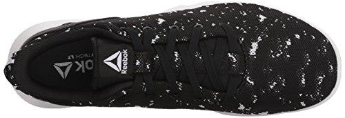 Reebok Womens Cloudride Dmx 3.0 Sneaker Nero / Bianco