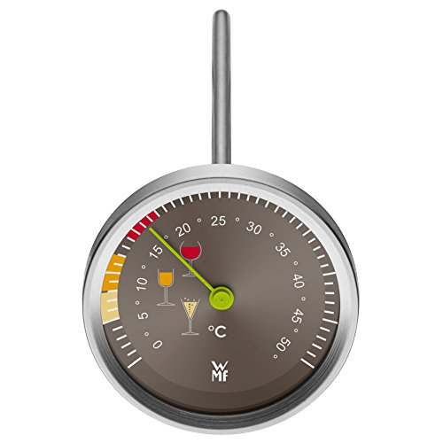 Termometro Para Vinho Aco Inox Wmf