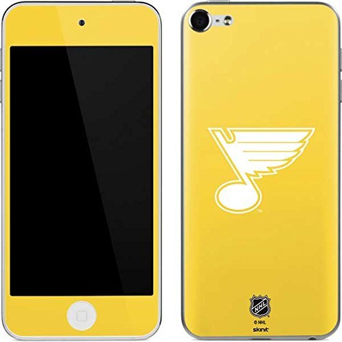 NHL St. Louis Blues iPod Touch (6th Gen, 2015) Skin - St. Louis Blues Color Pop Vinyl Decal Skin For Your iPod Touch (6th Gen, - Skin Ipod Blues Louis