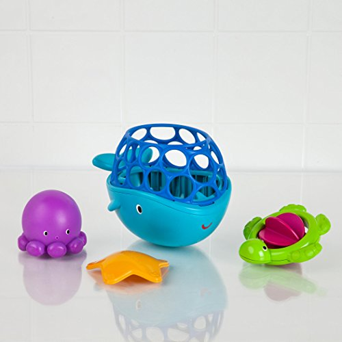 Oball Grasp and Splash Gift Set