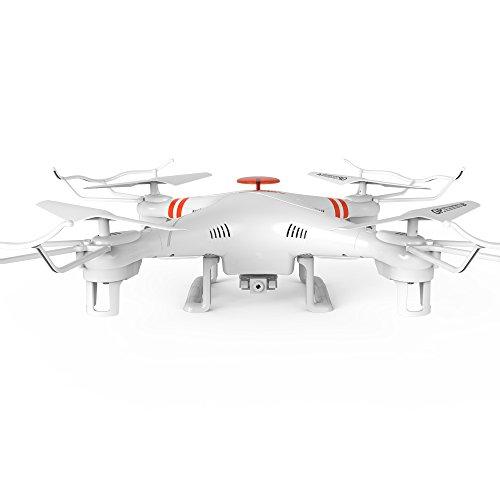 Soah F2C AviaxリモートコントロールQuadcopterドローンヘリコプタートランスミッタ&ジャイロシステム&HDカメラ&LEDライト&4G SDカード&SDカードリーダーの商品画像