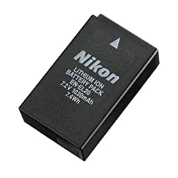 Nikon EN-EL20 Rechargeable Li-ion Battery (repl.)