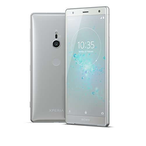 (Sony Xperia XZ2 Unlocked Smarphone - Dual SIM - 5.7