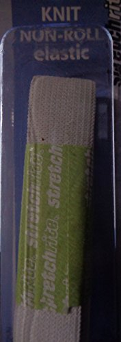 Knit Non-roll Elastic 3/4