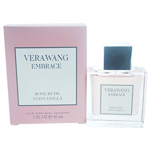 Vera Wang Embrace Rose Buds & Vanilla, 1 Ounce