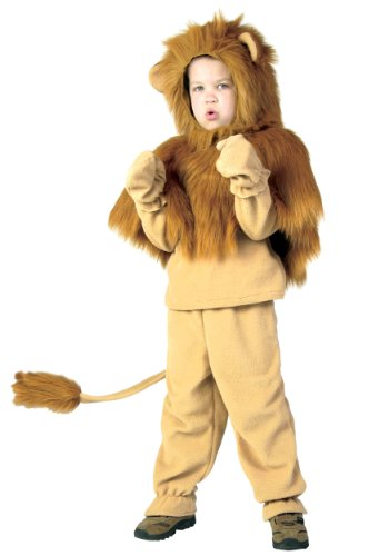 Fun Costumes Storybook Lion Costume Size (Lion From The Wizard Of Oz Costumes)
