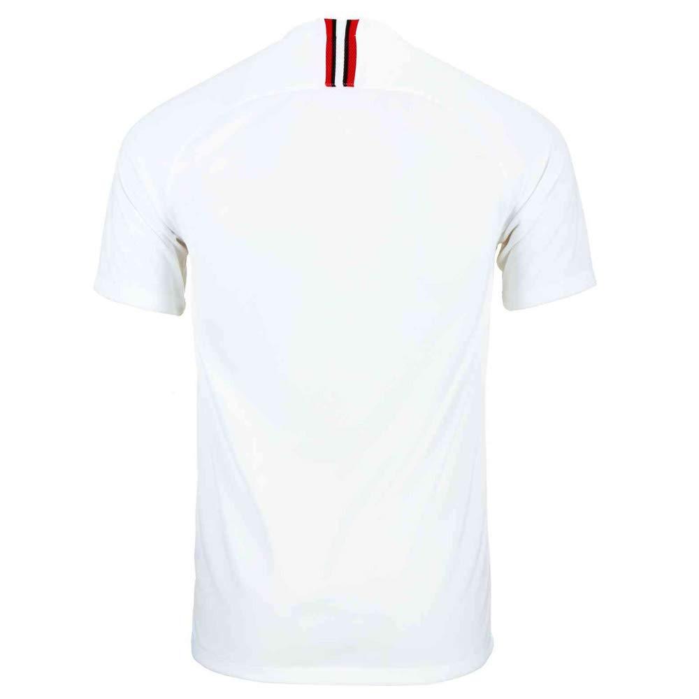 2018-19 PSG Third Football Soccer T-Shirt Trikot Weiß 10) (Neymar Jr 10) Weiß 0611d8