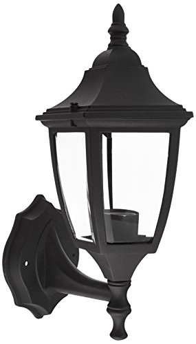 Designers Fountain 2462 BK Value Collection Wall Lanterns, Black