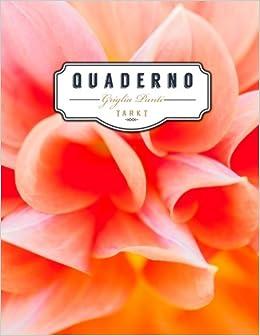 Amazon.com: TARKT Quaderno Griglia Punti A4: Notebook ...