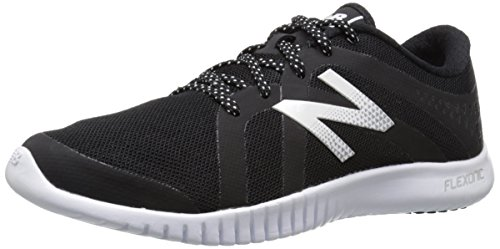New Balance Women's WX615V1 Training Shoe Black/Silver Mint iInVU47m