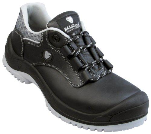 Maxguard E320 Halbschuh schwarz-grau S3 Größe 44