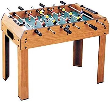 LKNJLL ホーム、ゲームルーム、アーケード用競技サッカーフーズボールテーブルW / 2玉サイズの、2つのカップホルダー