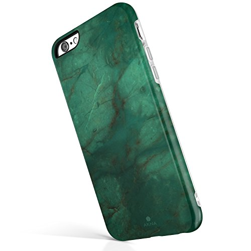 iPhone 6 Plus / 6s Plus case marble, Akna New Glamour Series...