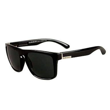 BIGBOBA 1 Vintage Gafas de Sol-Colorear Gafas de sol para Hombre y Mujer, Gafas de Sol Reflectantes, Novedad Gafas de Sol