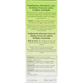Biover Eleutherococcus Senticosus Eleuthérocoque bio