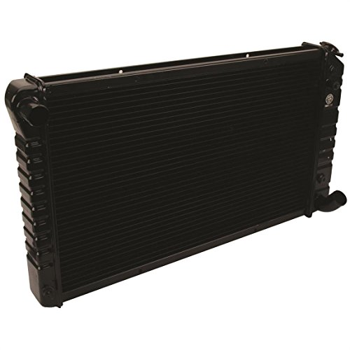 (1967-72 GM Truck and Blazer 4 Row Radiator, OEM Replacement)
