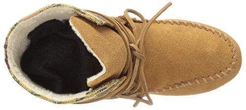 Yellow Box Women's Balendin Boot Chestnut Multi 80aPLFq