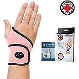 Doctor Developed Premium Ladies Pink Wrist Support/Wrist...