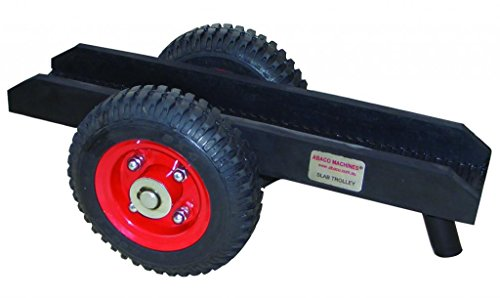 Abaco Sd008 - Slab Dolly With 8 Rubber Tires (Slab Dollies)
