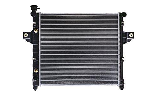 00 jeep grand cherokee radiator - 9