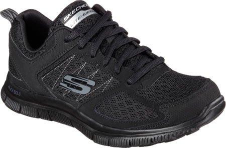 Skechers Flex Appeal - Zapatillas de deporte Mujer Black