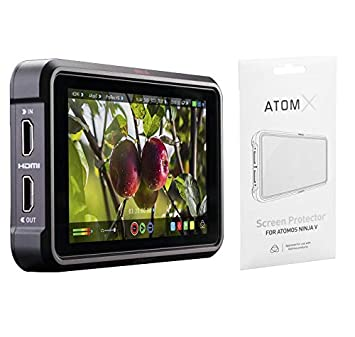 Amazon.com : Atomos Ninja V with Screen Protector : Camera ...