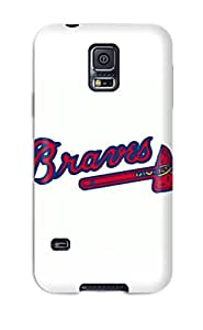 Hot atlanta braves MLB Sports & Colleges best Samsung Galaxy S5 cases 2975608K872140191
