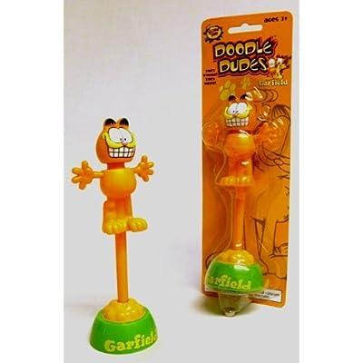 BNP Doodle Dudes Garfield Doodle Dudes Pen: Toys & Games