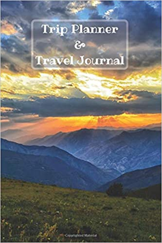 Trip Planner & Travel Journal: Vacation Planner with