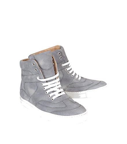 Mm6 Damen Hoge Top-sneaker Grijs 002grey