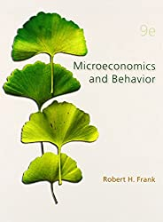 Microeconomics and Behavior (Mcgraw-Hill/Irwin Series in Economics)