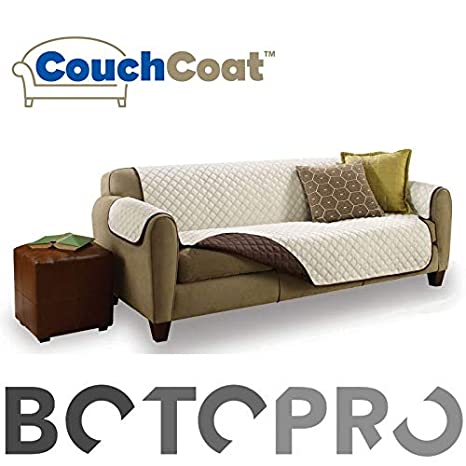 BOTOPRO - Couch Coat, la Funda de sofá Impermeable, Lavable ...
