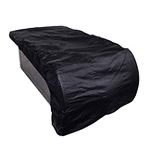 Midwest Hearth Deluxe Grill Cover for Summerset BBQ Grills | Custom Secure Fit (Side Burner, SB2-Double) ()