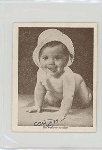 (Baby in Bonnet Ungraded COMC Good to VG-EX (Trading Card) 1972 Parker Brothers Snapshot - [Base] #BAIB)